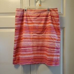 Talbots skirt. New